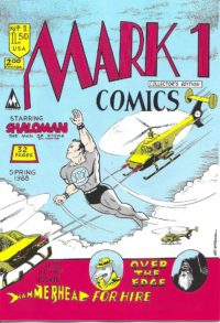 Mark-1-Comics-1 Israeli-Defense-Comics