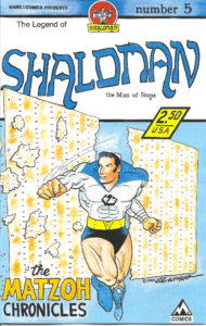 The Legend of Shaloman 5