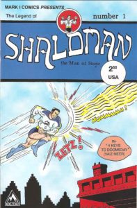 The-Legend-of-Shaloman-1 Israeli-Defense-Comics