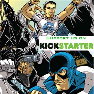 Support the IDC # 3 Kickstarter!