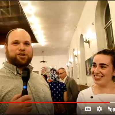 Joshua H. Stulman Interviewed by Jewish Week