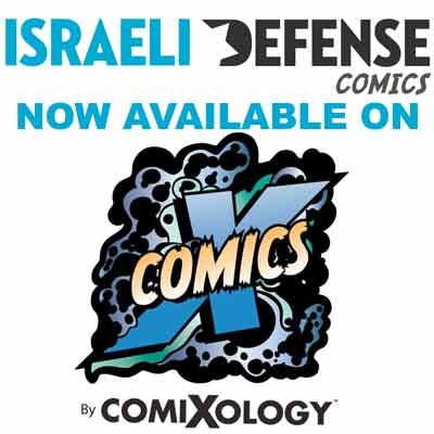 IDC Digital Comics Now On Comixology!