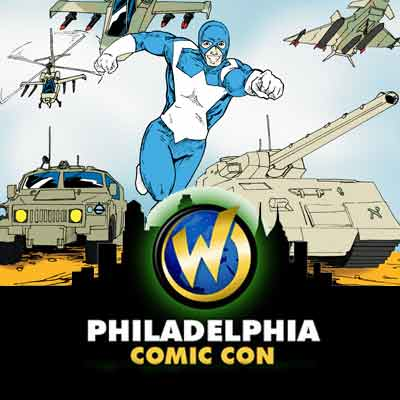 Israel Pride in American Comics Lecture at Wizard World Philadelphia