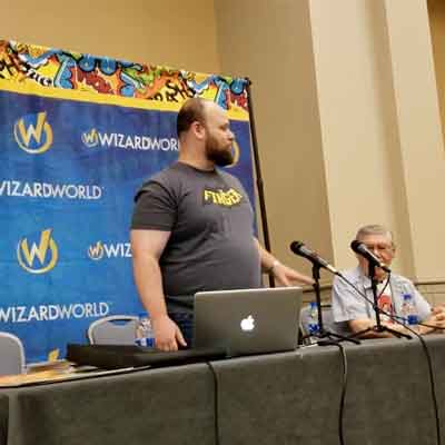 WIZARD WORLD 2019 ISRAEL LECTURE