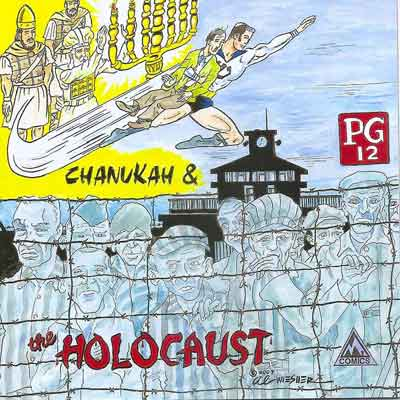SHALOMAN HOLOCAUST COMIC SEES LIMITED EDITION SECOND PRINTING